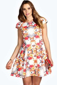 boohoo my dress floral